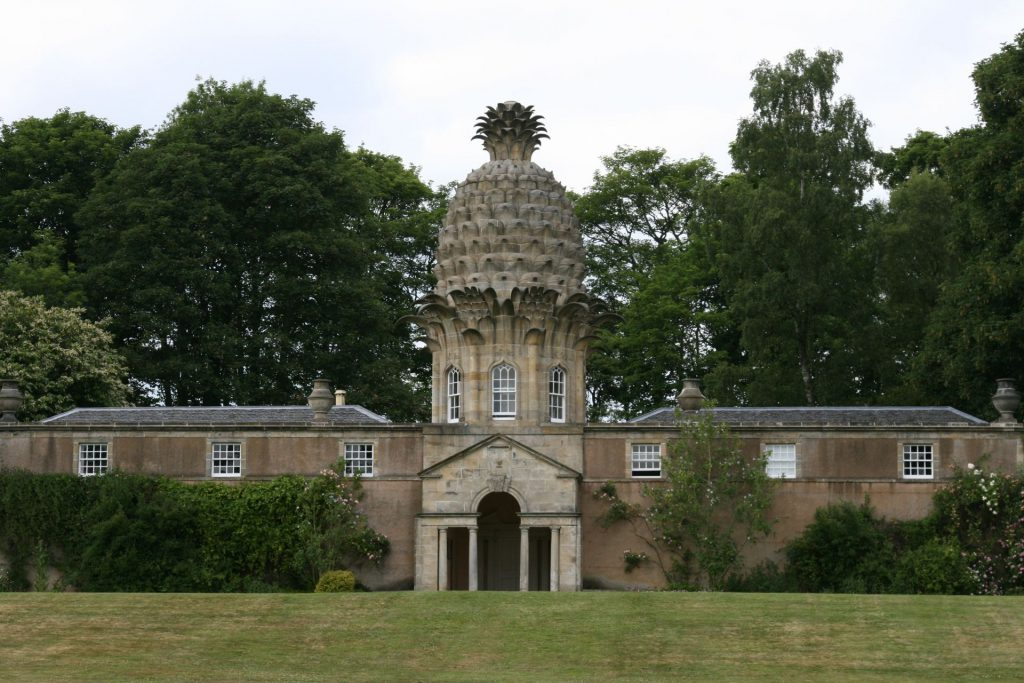 dunmore house pineapple