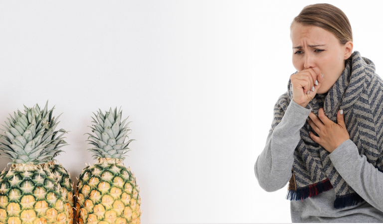 Pineapple juice for cough relief: what you need to know about the 'remedy'