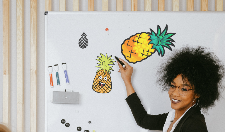 Shape up slides to perfection with a PINEAPPLE CLIPART collection for you to enjoy royalty-free